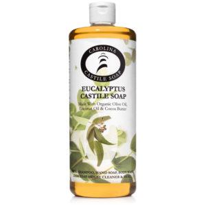 32oz Eucalyptus Castile Soap