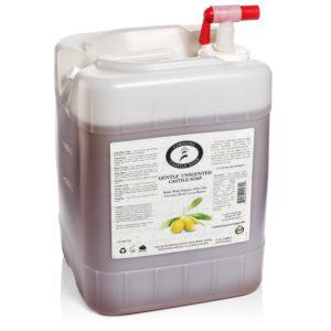Gentle Unscented Castile Soap 5 Gallon 858996004300