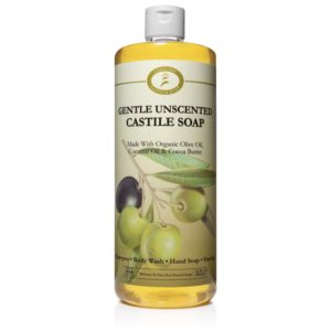 Unscented Castile Soap Product Image
