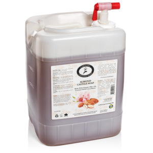 Almond Castile Soap 5 Gallon 858996004577